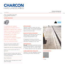 Clearway® Tech Data Sheet