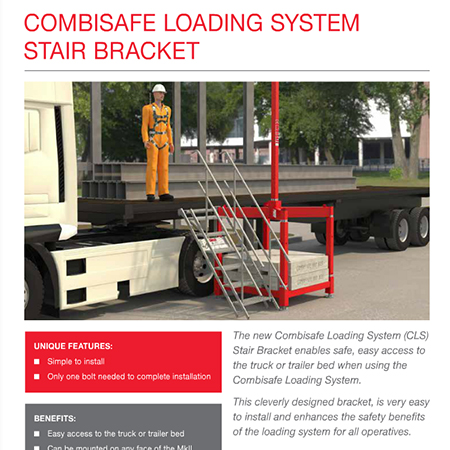 Combisafe Loading System Stair Bracket