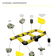 Delta Channel Components