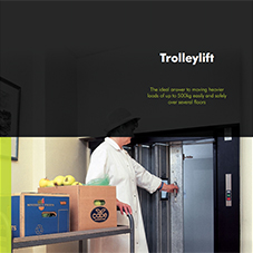 Stannah Trolleylift brochure