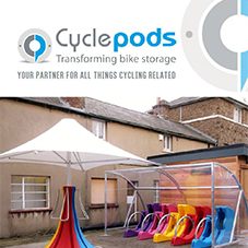 Cyclepods in NHS