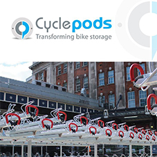 Cyclepods in Rail