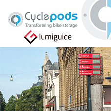 Lumiguide London Midland Bike Detection