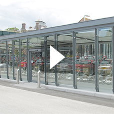 Cyclepods present Lewes Cycle Hub