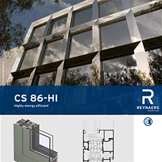 CS 86 High Thermal Window & Door