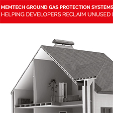 Memtech Ground Gas Protection Systems