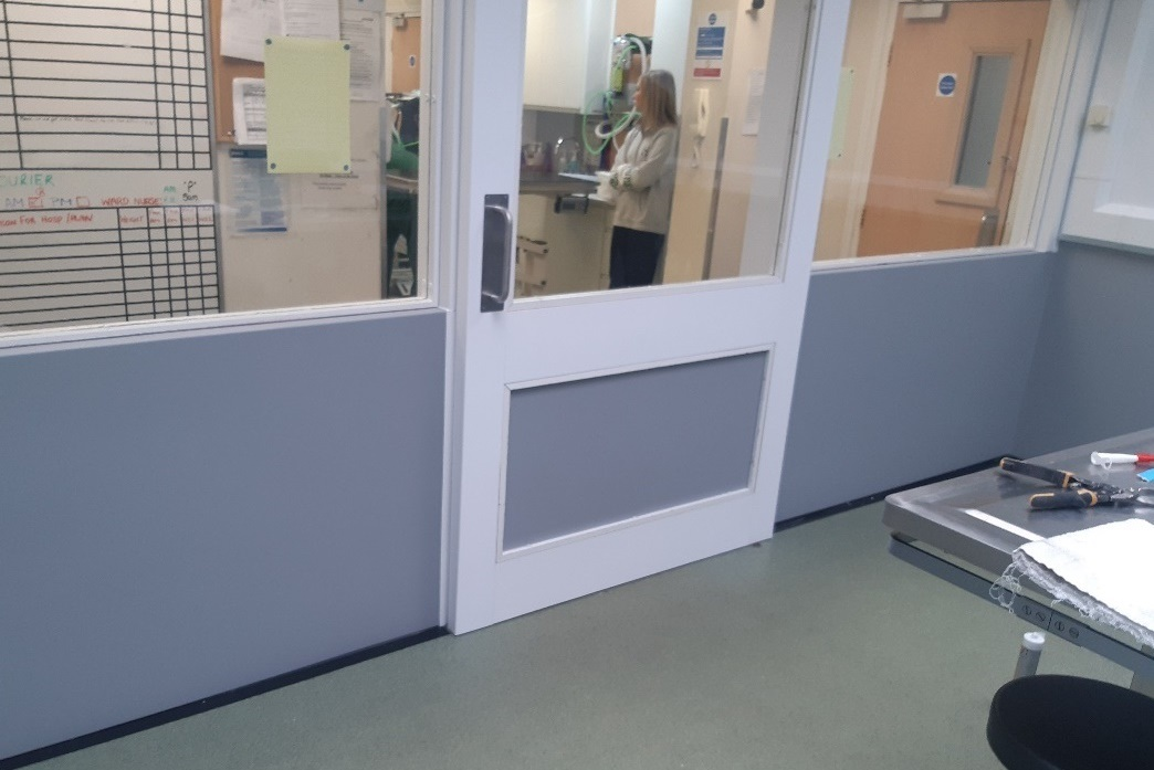 Increased demand for antimicrobial cladding
