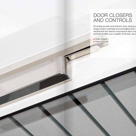 Door Closers And Controls