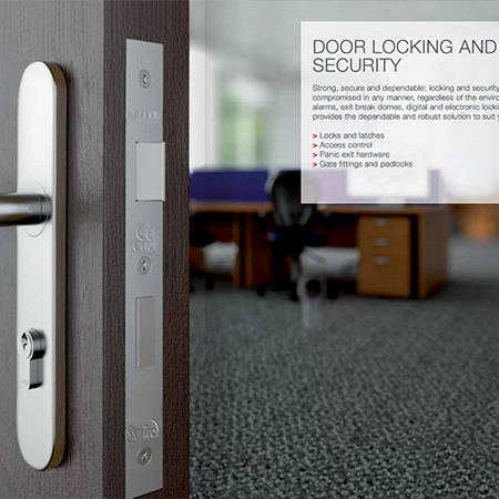 Door Locking And Security