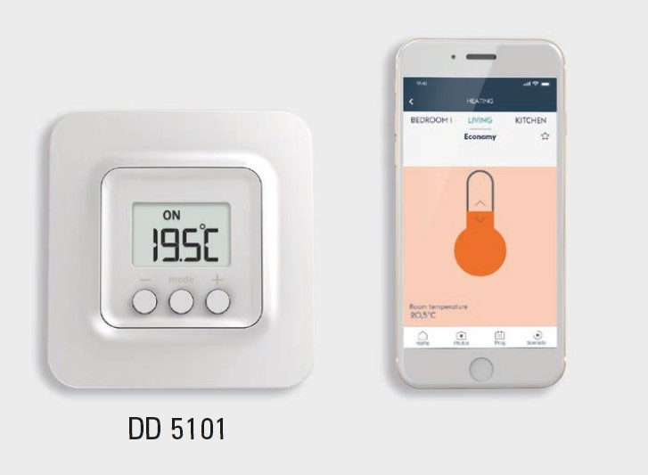 The new SMART electric heating range from ECOLEC