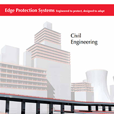 Edge Protection Solutions for the Civil Engineering Industry