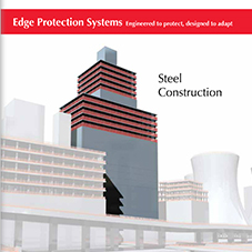 Edge Protection Solutions for the Steel Frame Industry