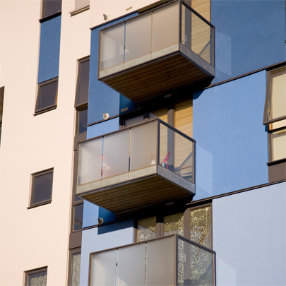Sapphire balustrades helps cut construction time and cost for Ways to cut cost when building a house