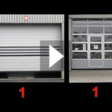 Cycles EFAFLEX vs slow door