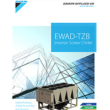 EWAD-TZB Inverter Screw Chiller