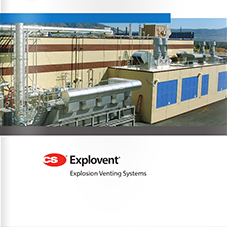 CS Explovent® Explosion Venting Systems