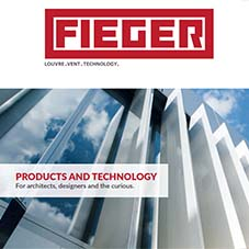 Fieger Products Brochure