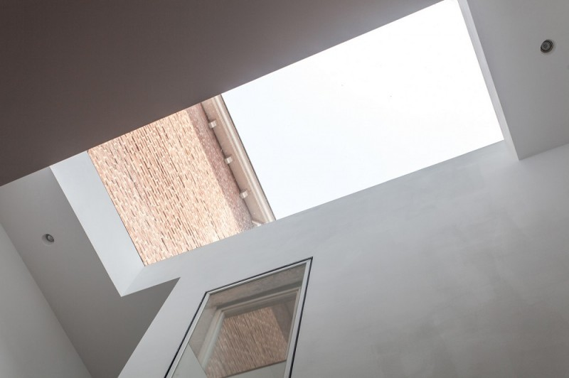 Bespoke rooflights brighten up award winning house
