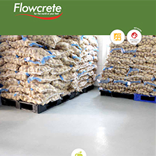 Fruit and vegetable flooring brochure