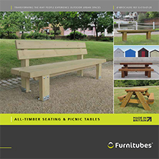 All Timber Seating & Picnic Tables
