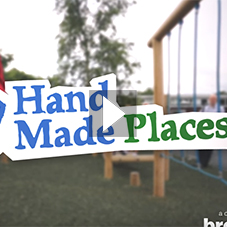 Playground Equipment - Hand Made Places Manufacturing