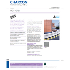 HGV Kerb Tech Data Sheet
