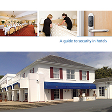 SMARTair Hotel Security Brochure