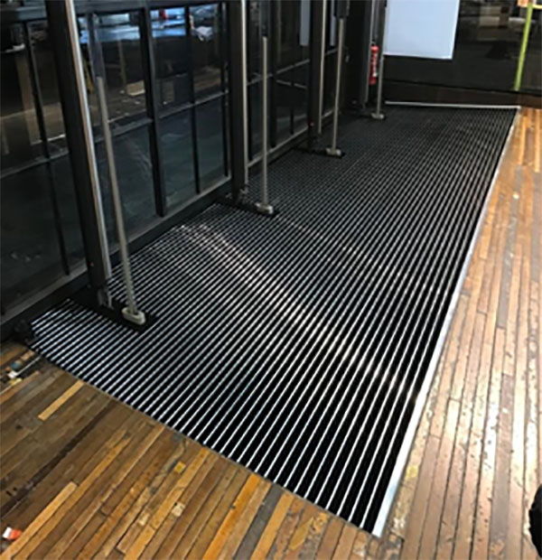 Jaymart supply entrance matting for large UK retailer