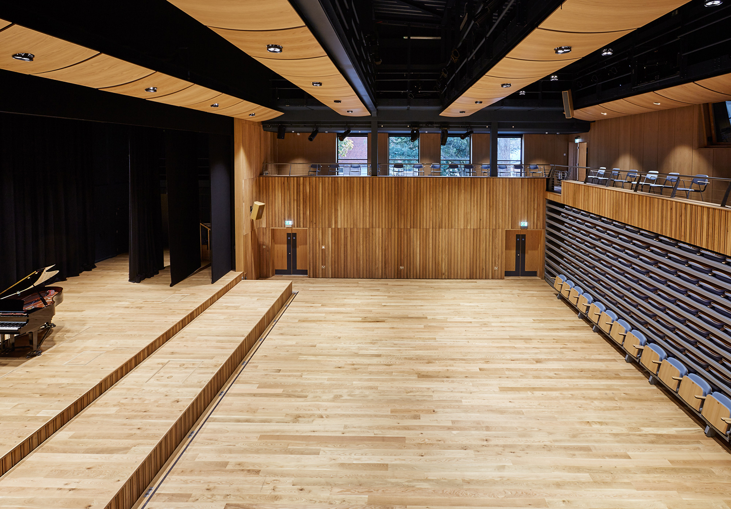 Solid Hardwood Timber Floors and Specialist Subfloors: Sports & Education