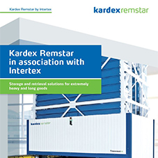 Kardex Remstarin association with Intertex