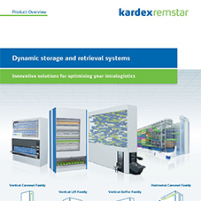 Dynamic Storage and Retrieval Systems