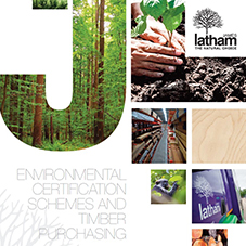 Environmental Certification Schemes and Timber Purchasing