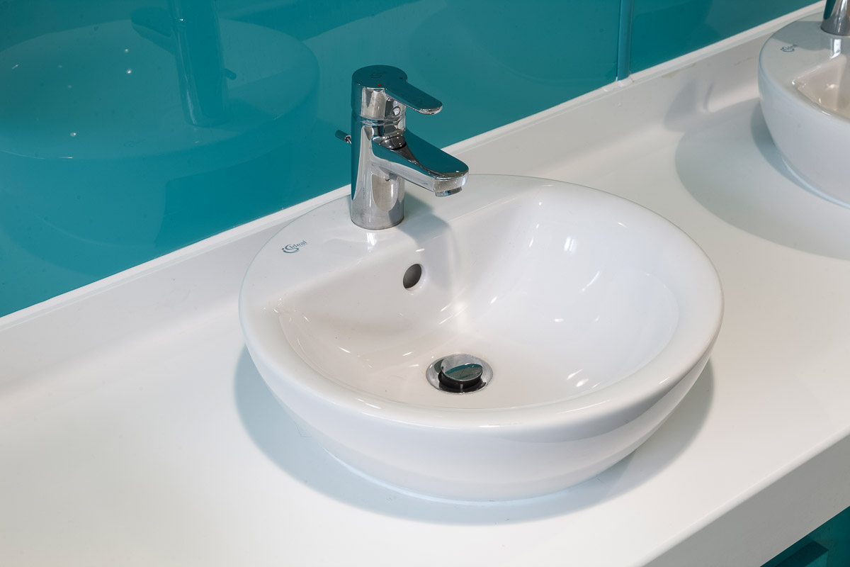 Ideal Standard vessel basins