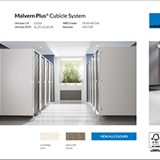 Malvern Plus® Cubicle System