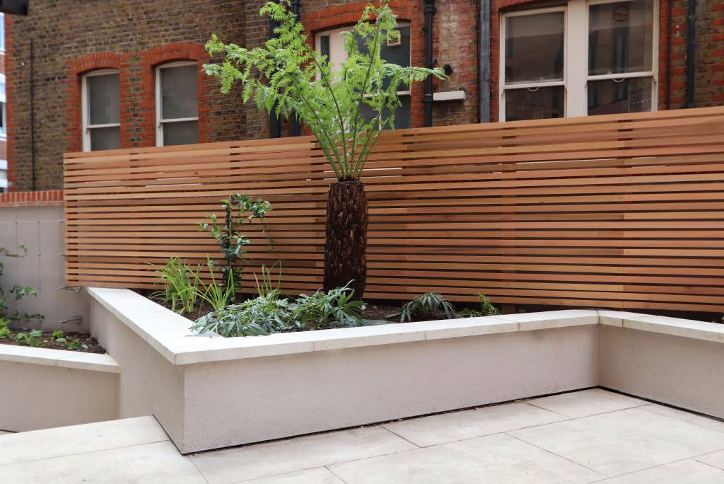 Cedar Trellis timber for elegant and stylish apartments
