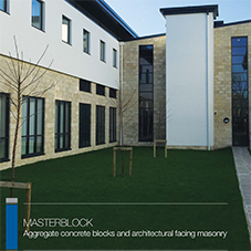 Bradstone Walling & Masterblock Technical manual