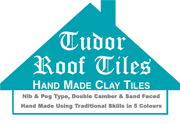 Tudor – leading the revival of handmade Peg and Plain Tiles