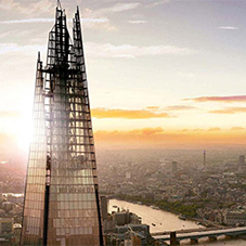 A look at London's most iconic buildings
