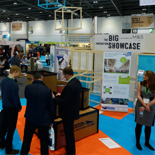 Ecobuild's Big Innovation Pitch with M&S