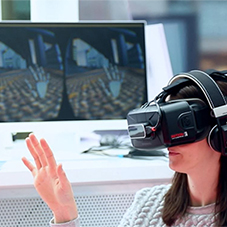 Virtual reality in interior design