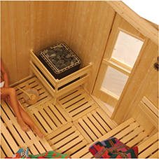 Thinking about a Domestic Sauna?