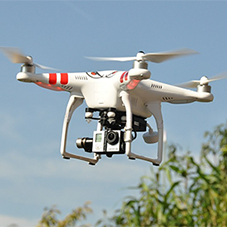 Using Aerial Drones in Construction
