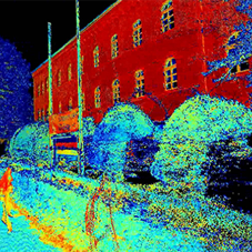 Let's take a look at laser scanning