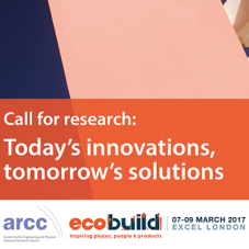 Ecobuild 2017: Future materials and processes