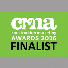Barbour Product Search shortlisted at the Construction Marketing Awards 2016