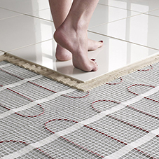 The Evolution of Underfloor Heating [INFOGRAPHIC]