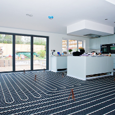 Why choose Underfloor Heating?