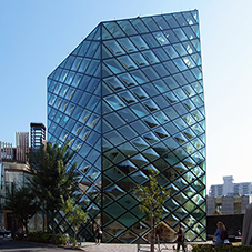 Amazing architectural glazing from around the world