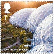 Royal Mail celebrates British architecture