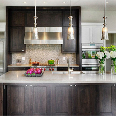 Five stunning kitchen trends